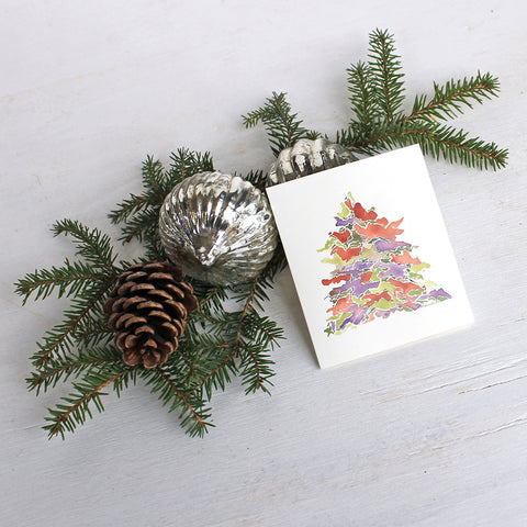 Holiday Tree Holiday Gift Tags