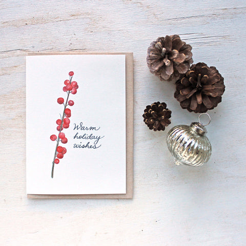 Winterberry Holiday Cards