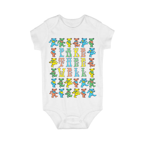Fare Thee Well Dancing Bears Onesie