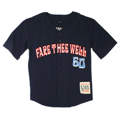 Fare Thee Well Baseball Jersey