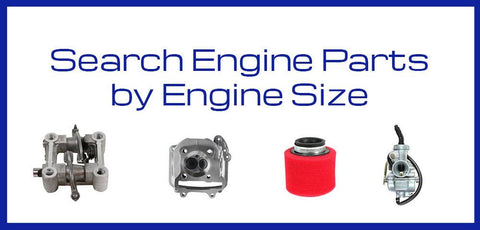 Chinese Go-Kart Engine Parts | VMC Chinese Parts