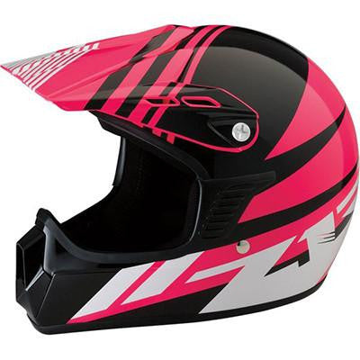Z1R Roost SE Youth Helmet - PINK - S/M [0111-1041] - VMC Chinese Parts