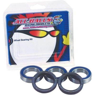 All Balls Wheel Bearing and Seal Kit - 6203-2R - [0215-0124]