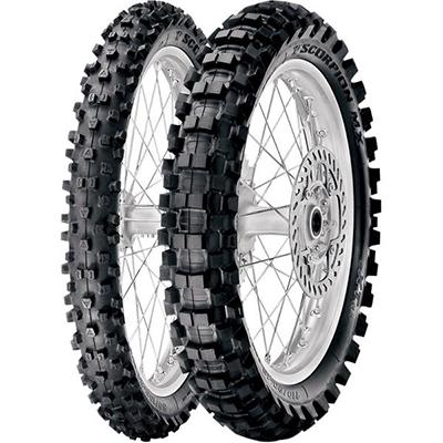 Pirelli Scorpion MX Extra-X Off Road DM1156 Tire - 80/100-12 - [0313-0376]