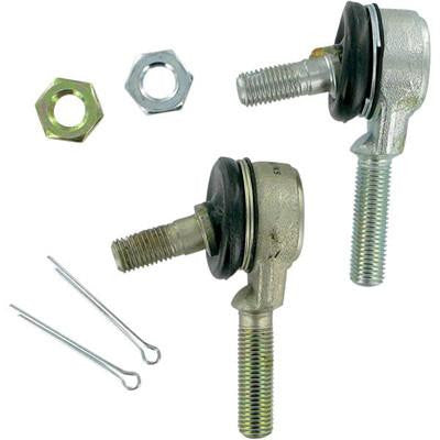 Tie Rod End Kit - 10mm Male with 10mm Stud - [0430-0064] Moose Racing