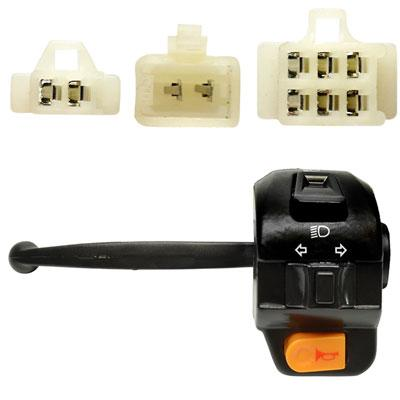 Handlebar Switch - 10 Wire - Left - Taotao Scooters - Version 96