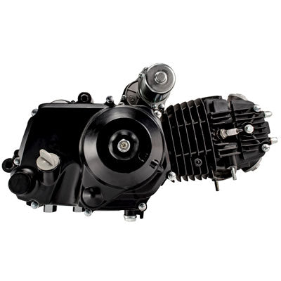 Engine Assembly - 110cc 3-Speed with Reverse for ATV - Version 7 - VMC Chinese Parts