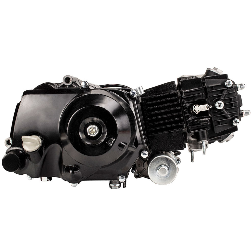 Engine Assembly 110cc Automatic With Bottom Mount Starter For Dirt Bike Version 6