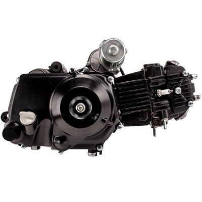 110cc Automatic with Reverse Complete Engines Assembly - Version 5