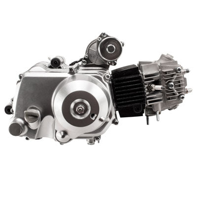 110cc Automatic with Top Mount Starter Complete Engine - Version 8