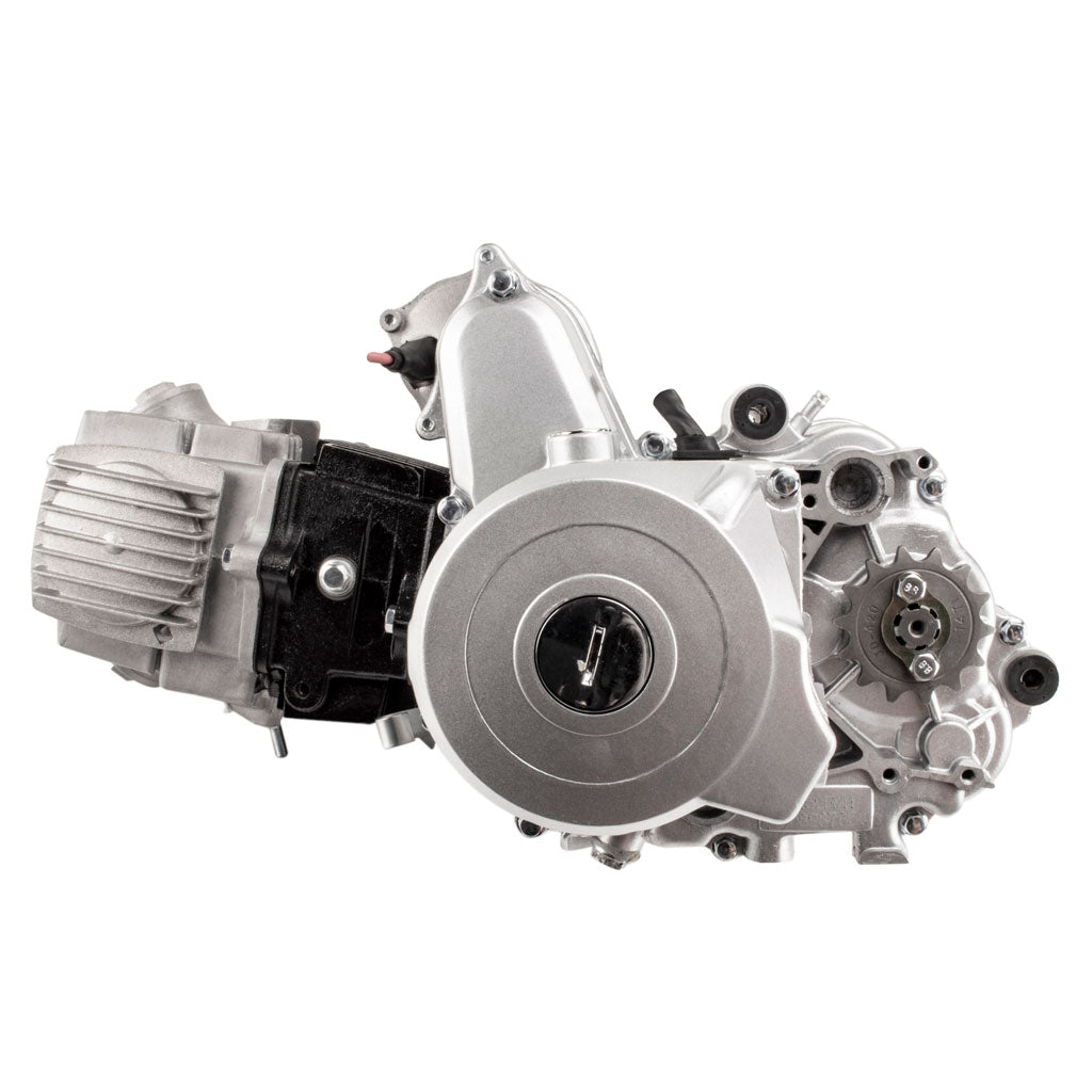 Engine Assembly - 110cc Automatic with Top Mount Starter ...