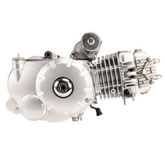 125cc Automatic with Reverse Complete Engines Assembly - Aluminum Cylinder - Version 4 - VMC Chinese Parts