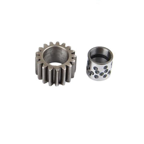 Clutch Primary Drive Gear with Inner Sleeve - 17 Teeth - 50cc-125cc