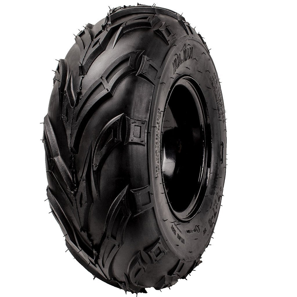 Tao Tao ATV Quad Go-Kart by VMC CHINESE PARTS 22x10-10 Chinese Tire Rim Wheel Assembly 4 Bolt 10mm Left