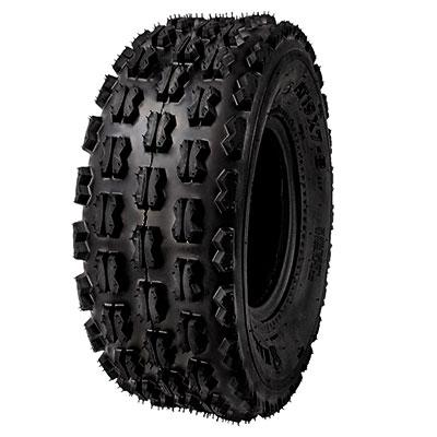 19x7-8 ATV / Go-Kart Tire - Hole Shot Style Tread - TaoTao - Version 24 - VMC Chinese Parts