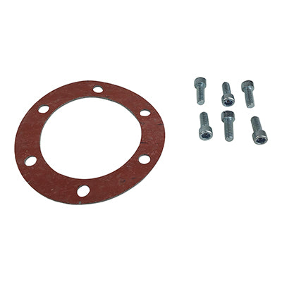 Exhaust Gasket and Bolt Kit - 6 Hole - GY6 Scooter Engines