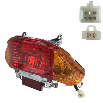 Tail Light for Scooter - Version 602