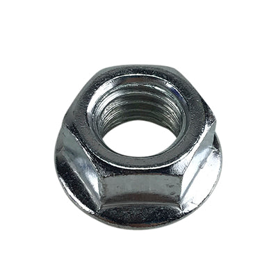 5mm*.80 Hex Head Flange Nut