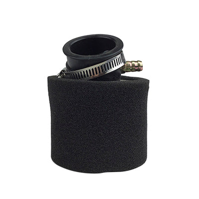 Air Filter - 38mm ID - Angled with Nipple in Hose - TaoTao DBX1