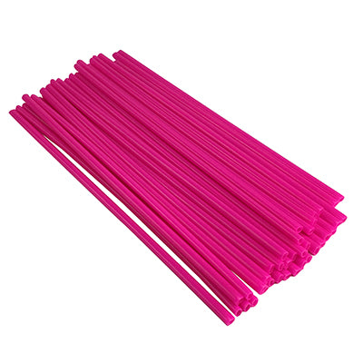 Spoke Covers - PINK - 36 Pieces, 240mm Long for Dirt Bike