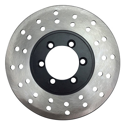 Brake Rotor Disc - 126mm - 6 Bolt - Version 187