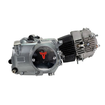 Engine Assembly - 125cc 4-Speed Kick Start for Dirt Bike - Version 14