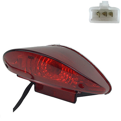 Tail Light for Eurospeed 50cc Scooter - Version 51T