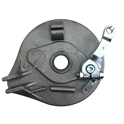 Brake Backing Plate Assy - LEFT FRONT - Coolster 3125A, 3125C, 3125XR8