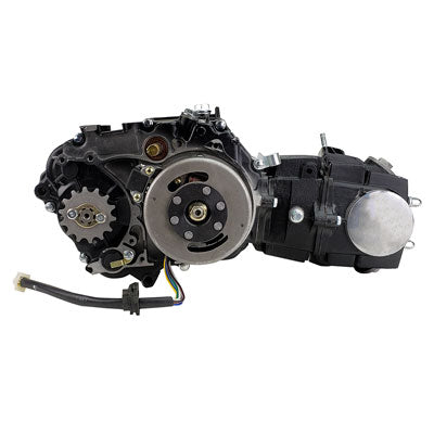 Engine Assembly - 110cc Semi-Auto Kick Start for Dirt Bike - Version 11 - VMC Chinese Parts