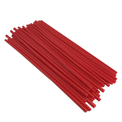 Spoke Covers - RED - 36 Pieces, 240mm Long for Dirt Bike