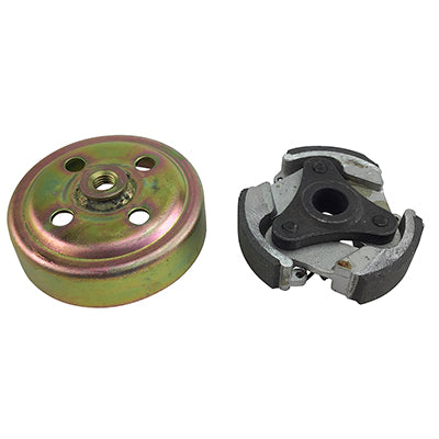Centrifugal Clutch and Shoes Assembly - Kandi 50cc ATV