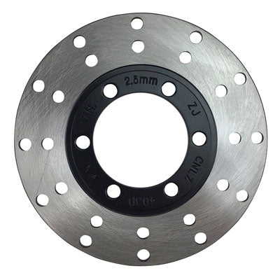 Brake Rotor Disc - 160mm - 6 Bolt - Version 8 - VMC Chinese Parts