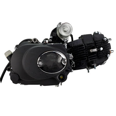 Engine Assembly - 125cc 4-Speed Electric Start for Motorcycle - Version 17