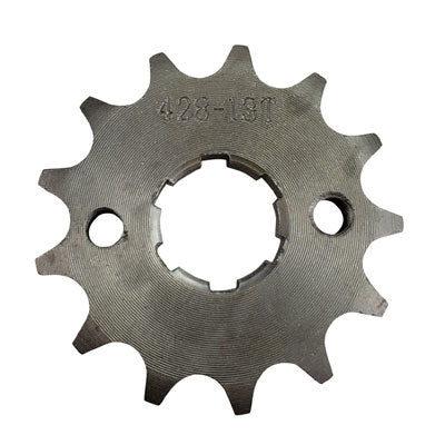 Front Sprocket 428-13 Tooth for 200cc 250cc Engine