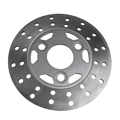 Brake Rotor Disc - 155mm - 3 Bolt - Tao Tao Pony Scooter - Version 20