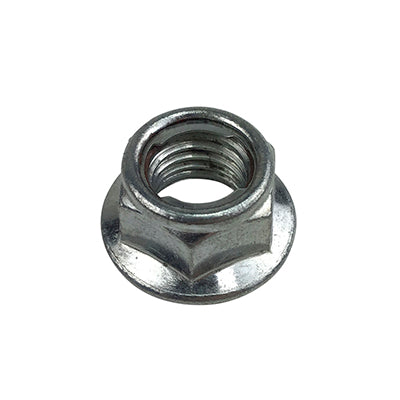 14mm*1.50 All Metal Flanged Lock Nut