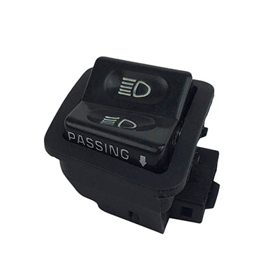 Headlight Dimmer Switch - 4 Spade Connector - Scooters and Go-Karts
