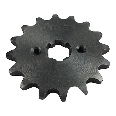 Front Sprocket 420-16 Tooth for 50cc-125cc Engines