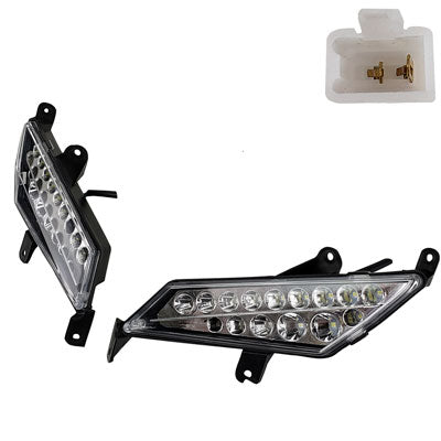 Headlight Set for Taotao ATA125G ATV Version 81