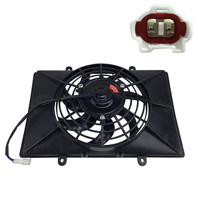 Radiator Cooling Fan for 500cc, 700cc Hisun - Version 7