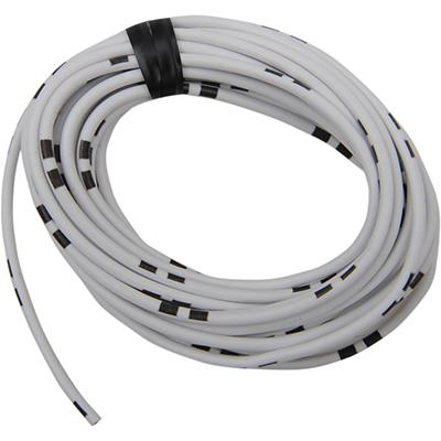 Shindy Products Colored Wire OEM - 14A - 13 Foot - WHITE - [2120-0280]