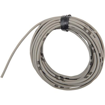 Shindy Products Colored Wire OEM - 14A - 13 Foot - GRAY - [2120-0286]