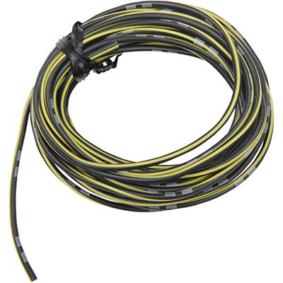 Shindy Products Colored Wire OEM - 14A - 13 Foot - BLACK/YELLOW - [2120-0287]