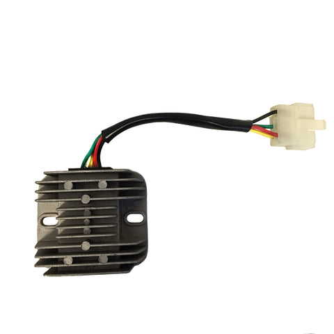 Voltage Regulator - 5 Wire / 1 Plug for Dirt Bikes Scooters ATVs - Version 22