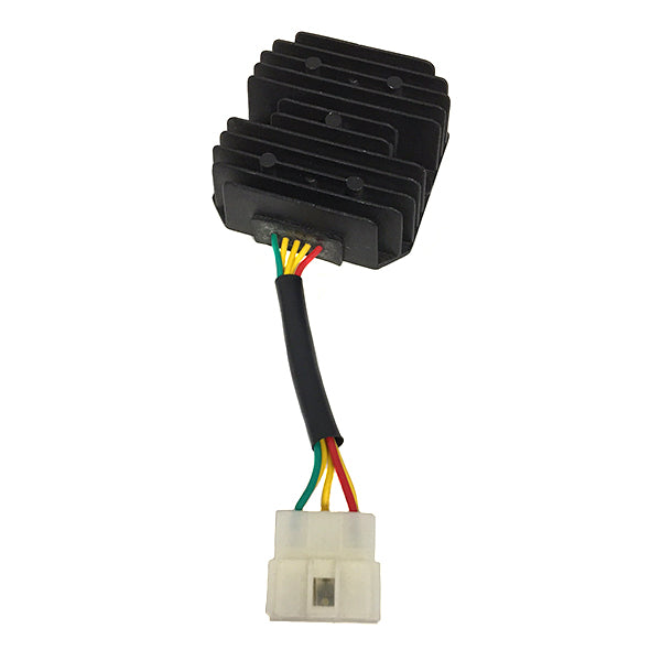 voltage regulator - 5 wire / 1 plug for gy6 150cc 200cc 250cc 300cc  scooters,