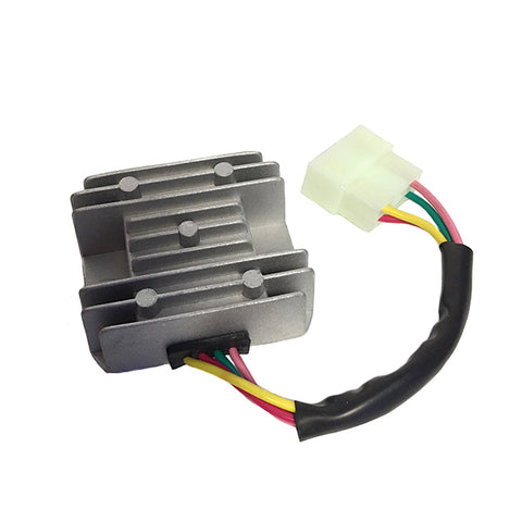 Voltage Regulator - 4 Wire / 1 Plug for Dirt Bikes Scooters ATVs - Version 46