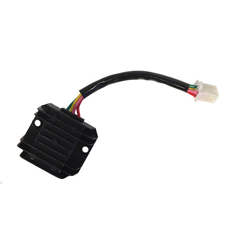 Voltage Regulator - 4 Wire / 1 Plug for Dirt Bikes Scooters ATVs - Version 471