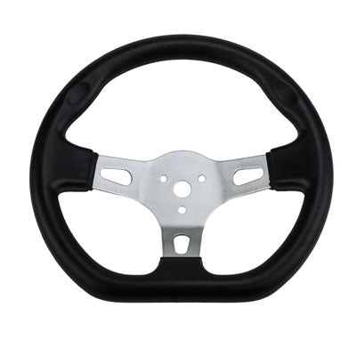 270mm Steering Wheel for Tao Tao Go-Kart, Coleman KT196, Hisun HS200GK
