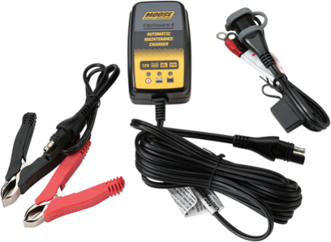 Optimate 1 DUO Automatic Maintenance Charger [3807-0441]