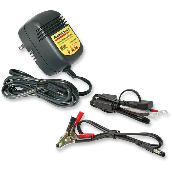 Accumate Mini Battery Charger 900MA 6/12 Volt - [3807-0032] - VMC Chinese Parts